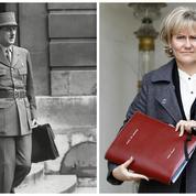 Lettre du général de Gaulle à Nadine Morano