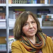 Svetlana Alexievitch, Nobel de littérature : «Je ne suis pas une héroïne»