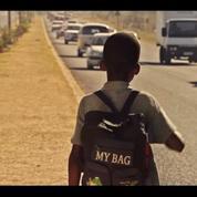 Le clip saisissant de Luc Besson sur la sécurité routière