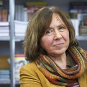 Svetlana Alexievitch ou l'âme russe au scalpel