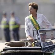 Au Brésil, Dilma Rousseff est de plus en plus en difficulté
