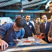 Chômage des jeunes:l'échec de François Hollande