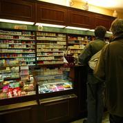 Les ventes de tabac repartent timidement à la hausse