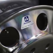 Alcoa plombé par l'aluminium