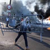 Rouen : les forains en colère délogés par la police