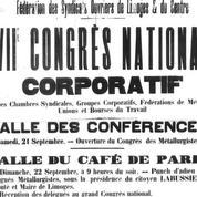 La CGT célèbre ses 120 ans à Limoges, la ville où tout a commencé
