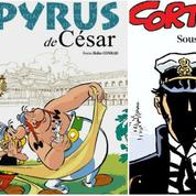 Astérix, Corto Maltese, Iznogoud... Les héros immortels de la BD