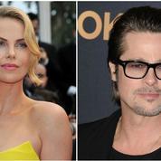 Quand Charlize Theron prend un rôle prévu pour Brad Pitt