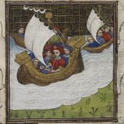 Découverte de l'épave d'un navire de la guerre de Cent Ans