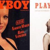 Quand Marilyn et Romy posaient nues dans Playboy