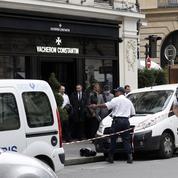 Jugés à Paris pour avoir braqué une bijouterie à deux pas du ministère de la Justice