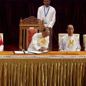Un cessez-le-feu imparfait signé en Birmanie