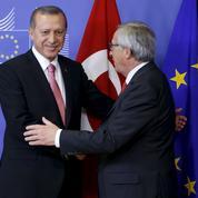 Migrants: Erdogan pose ses conditions pour aider l'Europe