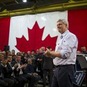 Au Canada, la relance au cœur des élections fédérales