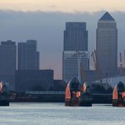 La City de Londres, capitale de l'argent sale