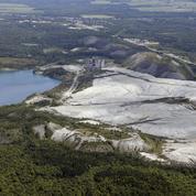 Canada: la grande déprime du secteur minier