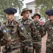 Depuis les attentats de janvier, l'armée suscite des vocations