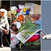 Retraites, gaspillage, Air France : le récap éco du jour