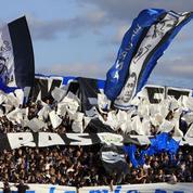 Incidents entre casseurs et forces de l'ordre après Bastia-PSG