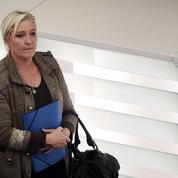 Comptes de campagne du FN: Marine Le Pen met en cause Christiane Taubira