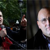 Le Parti de gauche diffuse un enregistrement volé gênant pour Julien Dray