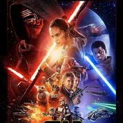 Star Wars VII : l'affiche officielle dévoilée, sans Luke Skywalker