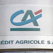 Amende de près de 700 millions d'euros pour le Crédit agricole