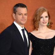 Seul sur Mars :le «gouffre» salarial entre Jessica Chastain et Matt Damon