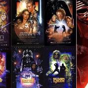 Star Wars VII :les affiches officielles disent tout de la saga intergalactique