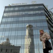 Deutsche Bank vire six milliards de dollars à un client par erreur