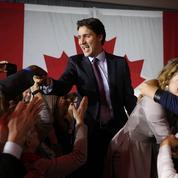 Législatives au Canada: victoire nette des libéraux après une décennie conservatrice
