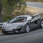 McLaren 570S: un superbe esprit de conquête