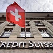 Opération recentrage au Credit Suisse