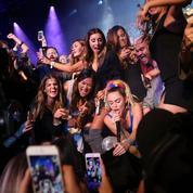 Haro sur les smartphones pendant les concerts
