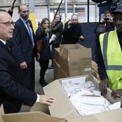 Hollande est partout mais il n'a rien à dire