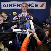 Air France : 2993 suppressions de postes au programme