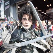 Le Comic Con à Paris, des héros cousus main