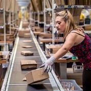 Amazon France va plus que doubler ses effectifs pour Noël