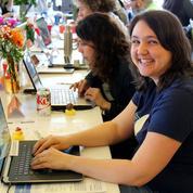 Des clubs de code entre filles, pour vaincre les préjugés dans l'informatique