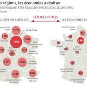 Comment les régions pourraient économiser jusqu'à 7 milliards d'euros