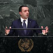 Offensive du pouvoir géorgien contre l'opposition