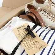 4 boxes qui remplacent le shopping pour homme