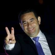 Comment un comique est devenu président du Guatemala