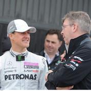 Michael Schumacher : «Il y a toujours de l'espoir» selon un de ses amis proches