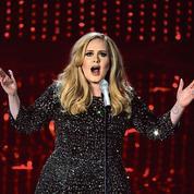 Adele bat des records dans la musique en ligne