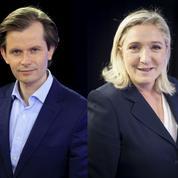 Comme Valls, Larrivé (LR) voit Le Pen «aux portes du pouvoir»