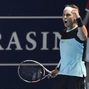 Nadal s'agace contre le joueur «le plus détesté» du circuit