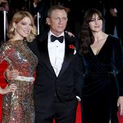 Spectre :James Bond et ses «girls» brillent à l'avant-première mondiale