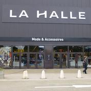 La Halle prête à sortir la tête de l'eau