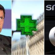 TF1, revenus des commerçants et Smart: le récap éco du jour